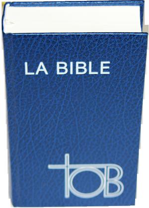 Bible-Tob-contenant les livres deutero 5000