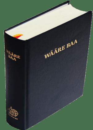Waare-baa-bible toupouri 6000